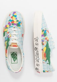 Vans - ERA - SAVE OUR PLANET - Sneakersy niskie - classic white/multicolor - 1