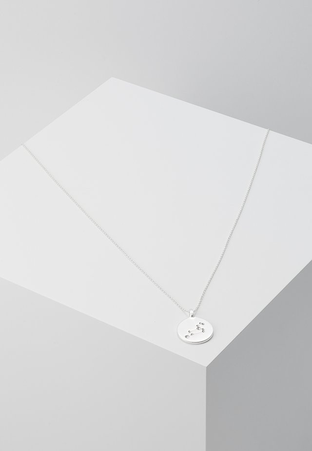 LEO - Necklace - silver-coloured