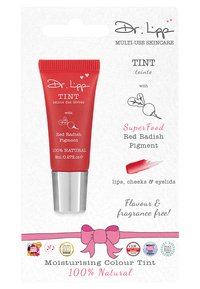 Dr. Lipp - SUPERFOOD COLOUR TINT - Burrocacao - red radish - 1