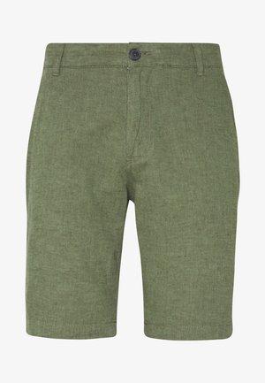 SLHSTRAIGHT PARIS  - Shorts - green