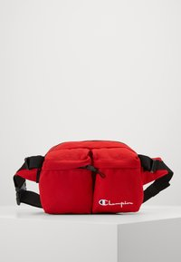 Champion Reverse Weave - BELT BAG - Bum bag - red - 0