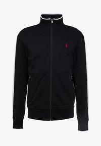 Polo Ralph Lauren - MOCK MODE - Cardigan - black - 3