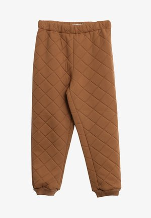 ALEX - Outdoor trousers - caramel