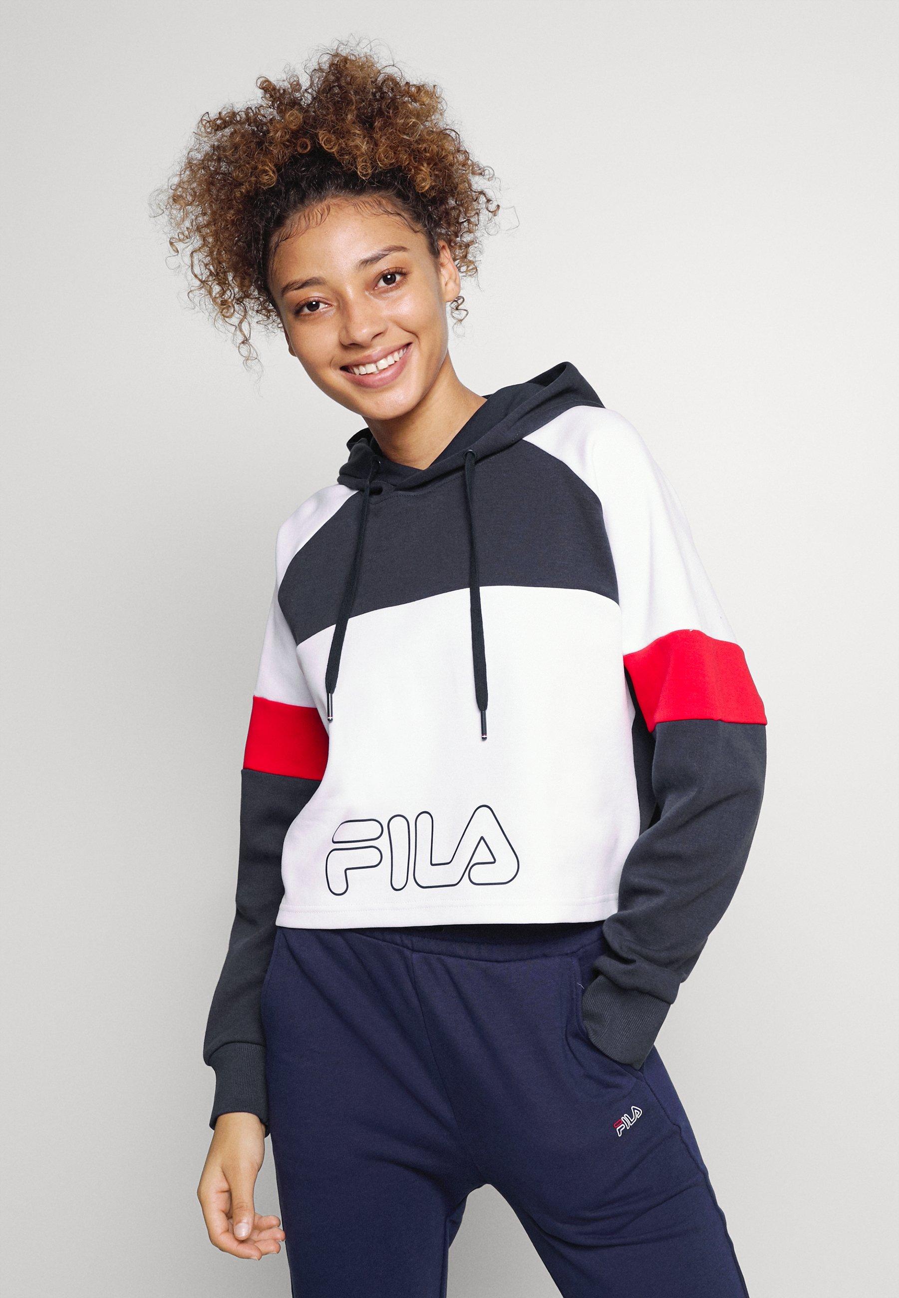 Women PETRA CROPPED HOODY - Sweatshirt