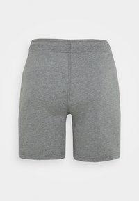 Hollister Co. - LOUNGE BOTTOM SHORTS - Pyjama bottoms - white wash - 1