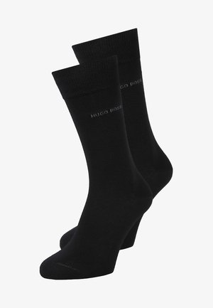 UNI 2 PACK - Socks - black