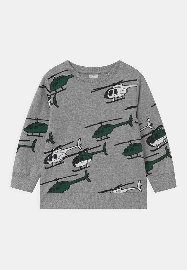 HELICOPTER - Sweatshirts - grey melange