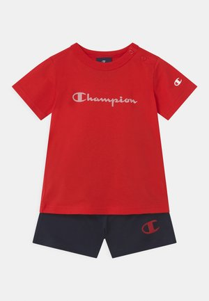 AMERICAN CLASSICS SET UNISEX - Sports shorts - red