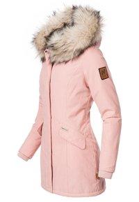 Navahoo - CRISTAL - Winter coat - light pink - 2