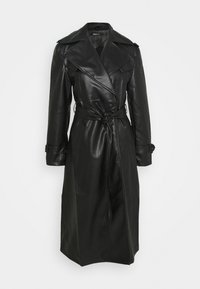 Gina Tricot - NORA COAT - Trenchcoat - black - 4