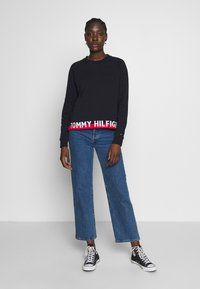 Tommy Hilfiger - KHLOE REGULAR  - Sweater - desert sky - 1