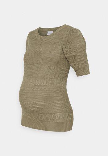 MLNAIME - T-shirts med print - aloe