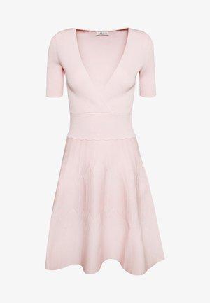 ESMERA - Jumper dress - poudre