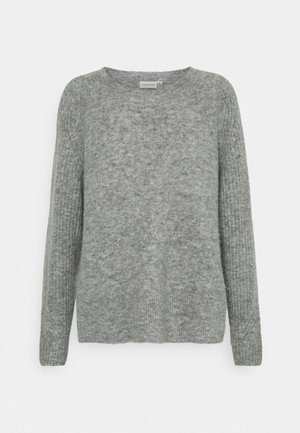 ANA - Jumper - medium grey melange