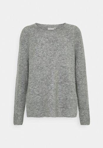 ANA - Svetr - medium grey melange