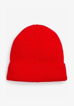 RIB - Beanie - red
