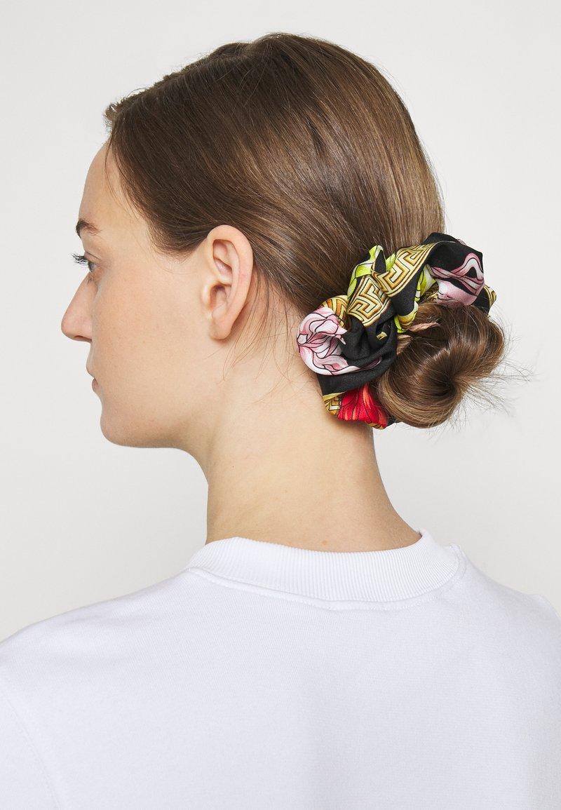 Versace - ELASTICO X CAPELLI - Hair styling accessory - nero/multicolor