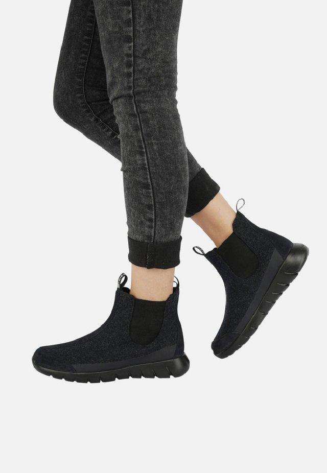Korte laarzen - anthracite