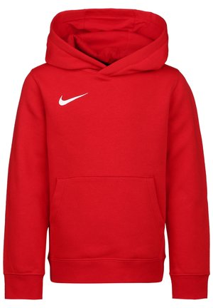 PARK  - Hoodie - university red white