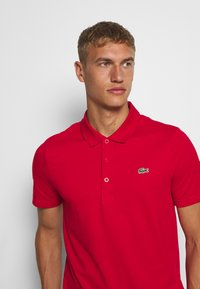 Lacoste Sport - CLASSIC KURZARM - Polo - red - 3