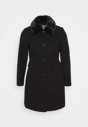 DOLLY COAT - Zimní kabát - black