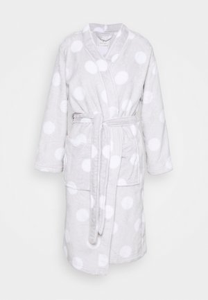 Dressing gown - grey mix