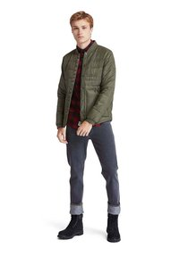 Timberland - Bomber Jacket - green - 1