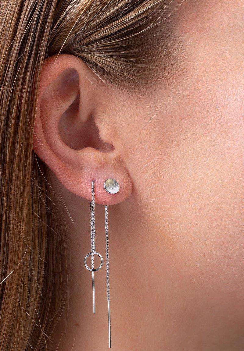 Violet Hamden - Earrings - silber
