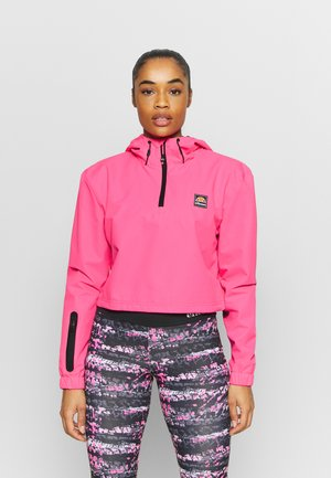 MIZUKO - Training jacket - neon pink