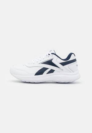 WALK ULTRA 7 DMX MAX - Neutral running shoes - white/collegaite navy/collegiate royal