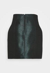 NAF NAF - LOVI - Mini skirt - deep forest - 1