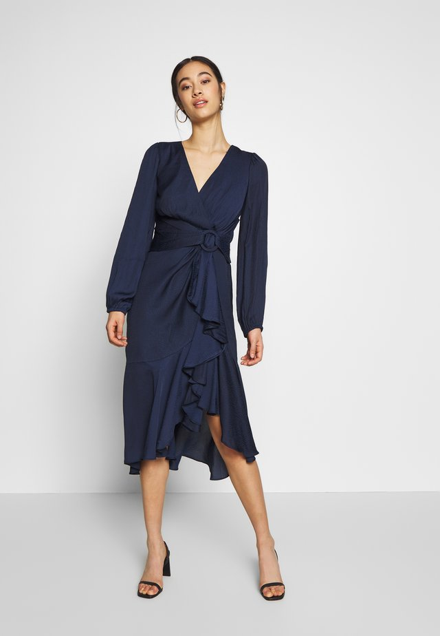 BALLOON - Cocktail dress / Party dress - navy