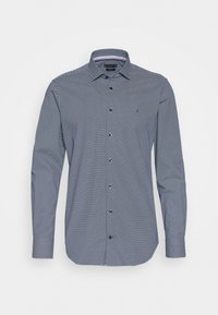 Tommy Hilfiger Tailored - MICRO PRINT CLASSIC SLIM - Formal shirt - blue - 4