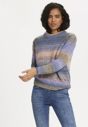 NANETTE - Jumper - multicolored yarn