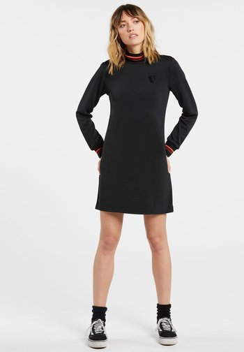 GANGSTONE DRESS - Day dress - black