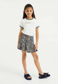 WE Fashion - SKORT - A-line skirt - multi-coloured - 1