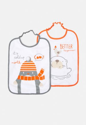 PEVA BIBS BOY 2 PACK - Haklapp - multicolour