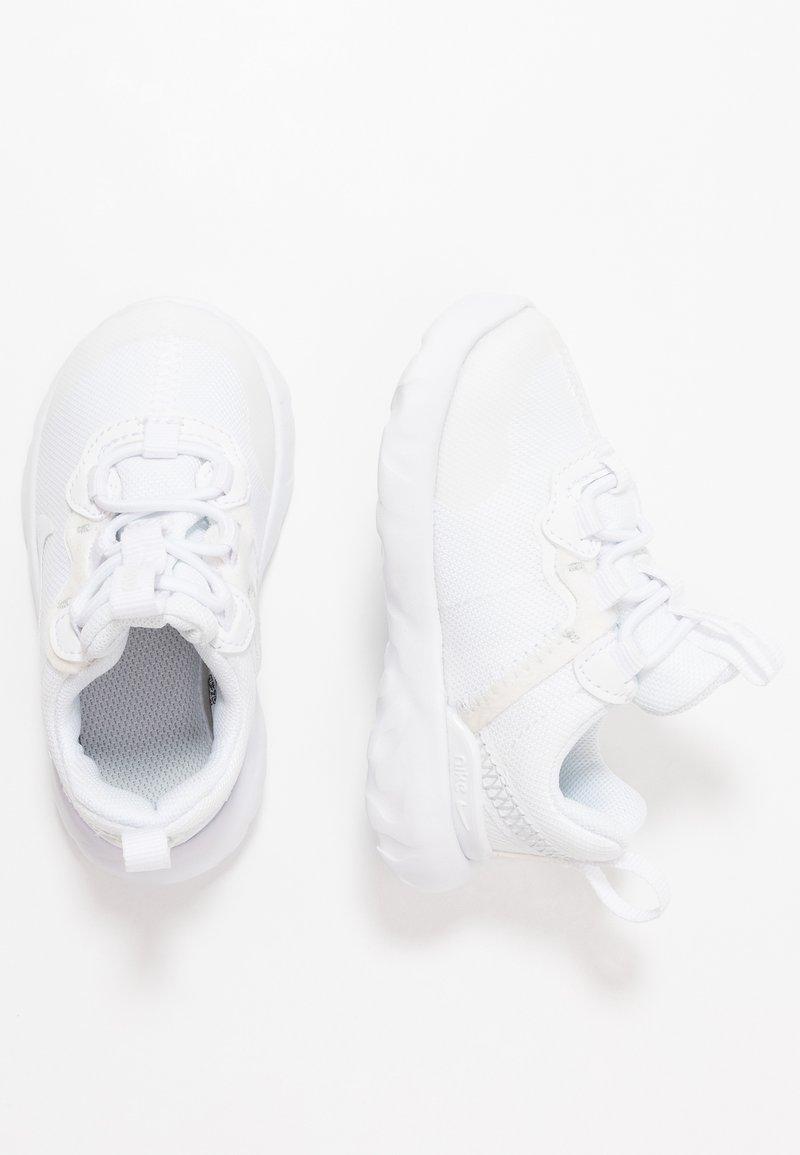 Nike Sportswear - RENEW 55 - Matalavartiset tennarit - white/pure platinum
