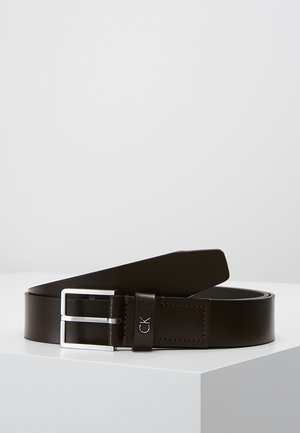 FORMAL BELT  - Vyö - brown