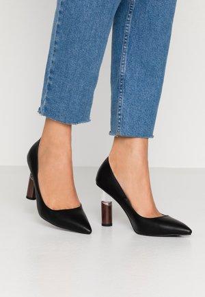 EVIANA - Højhælede pumps - black