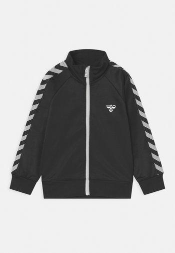 KICK ZIP UNISEX - Training jacket - black