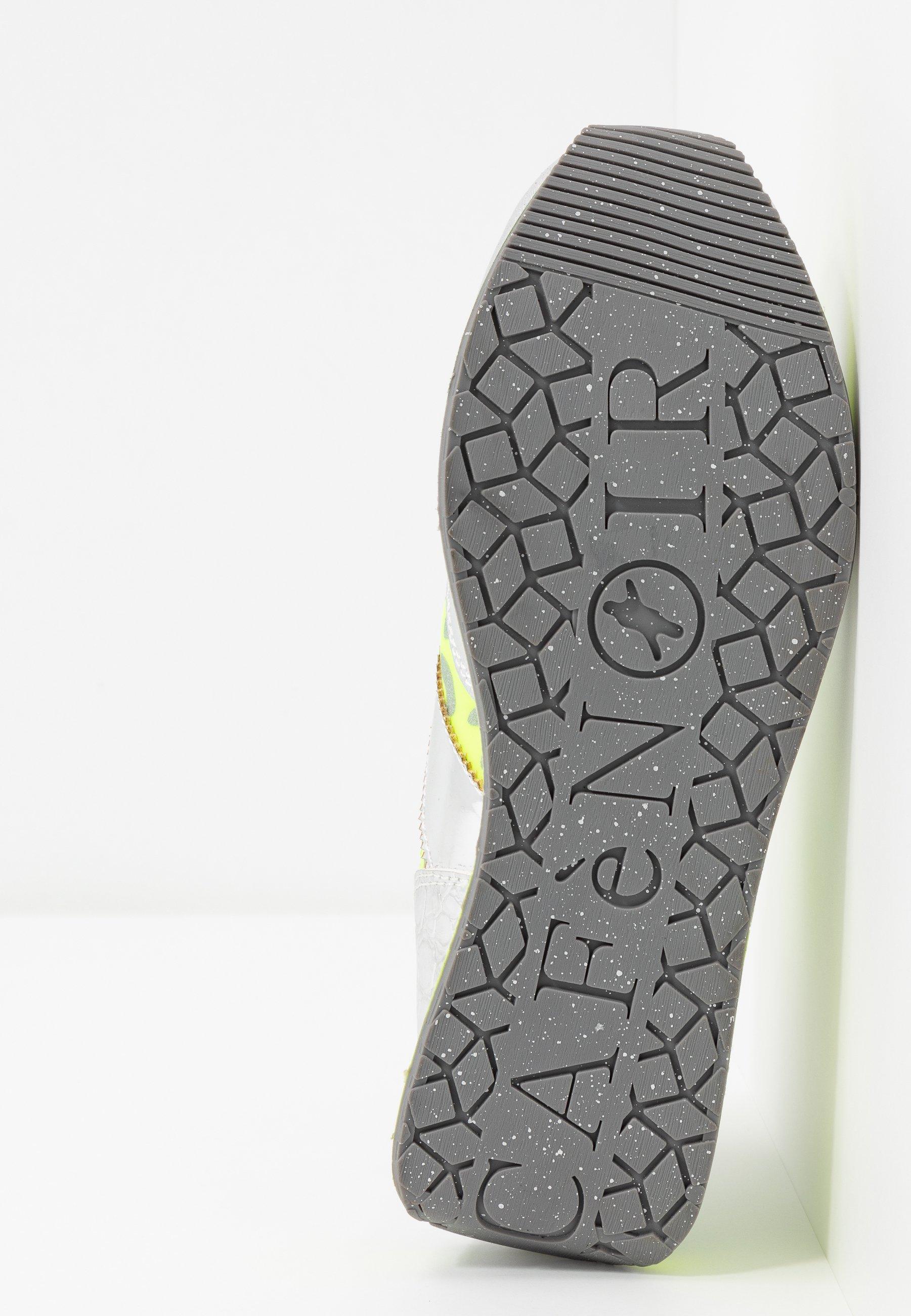 Slijtvast Opruiming CAFèNOIR Sneakers laag - yellow/silver - R5BLg