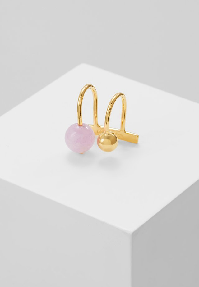 LANA EARCLIP - Boucles d'oreilles - gold-coloured