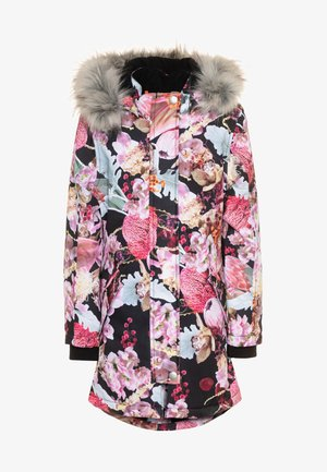 PEACE - Winter coat - multicolor