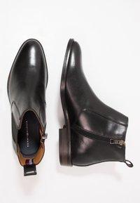 Tommy Hilfiger - DAYTONA - Classic ankle boots - black - 1