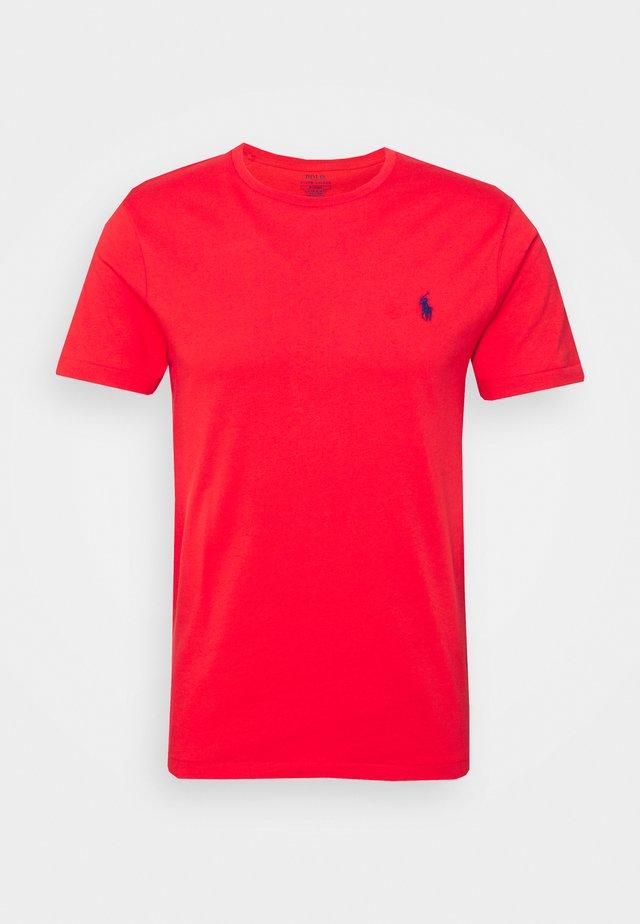 T-shirt basic - racing red