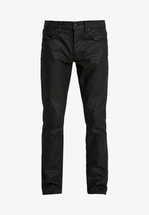 GRIM TIM - Jeans Slim Fit - dry black mind