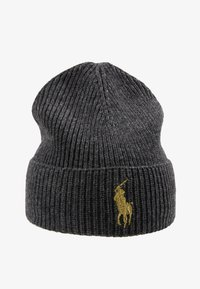 Polo Ralph Lauren - Mütze - grey - 4