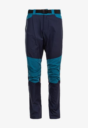 OUTDOORHOSE  - Outdoor trousers - blue coral
