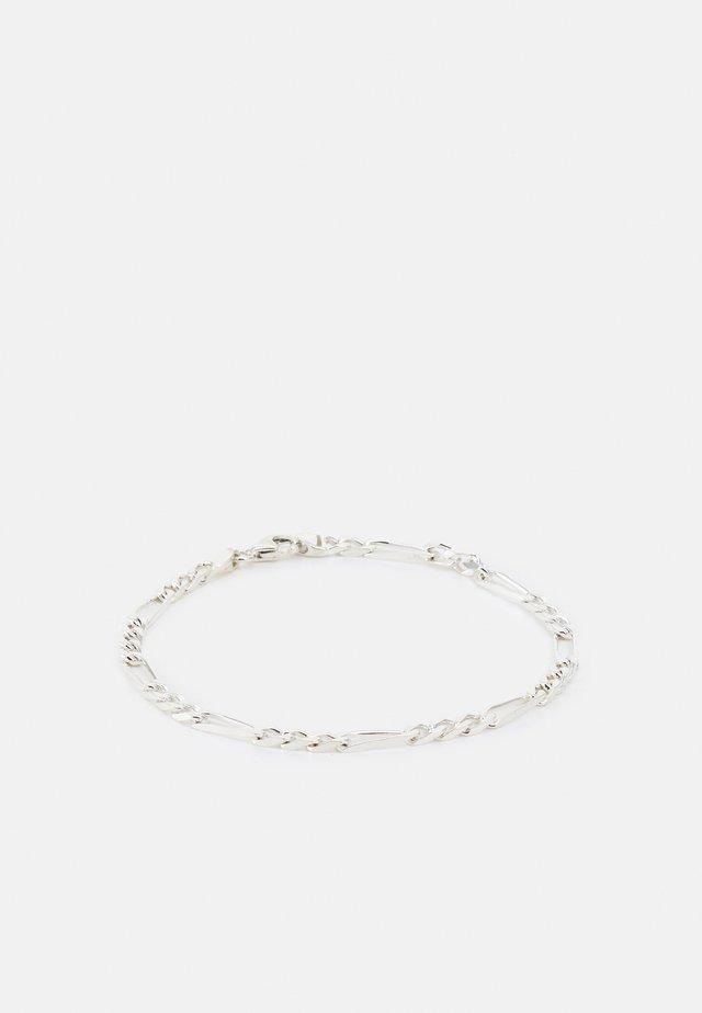 FIGARO CHAIN BRACELET UNISEX - Bracelet - silver-coloured